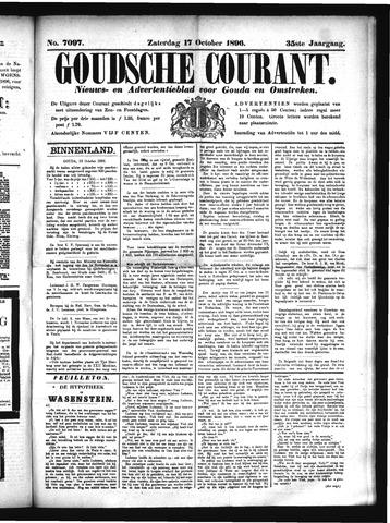 Goudsche Courant 1896-10-17