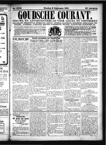 Goudsche Courant 1923-09-18