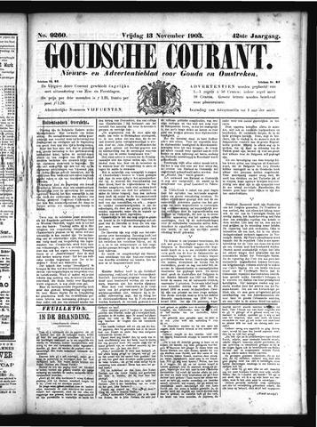 Goudsche Courant 1903-11-13