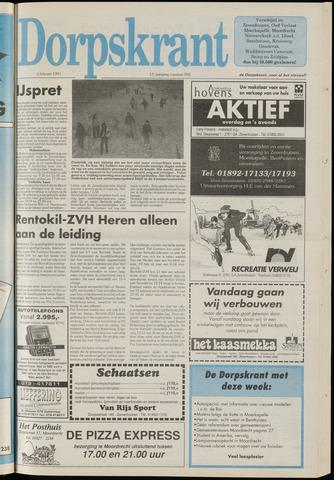 Dorpskrant 1991-02-06