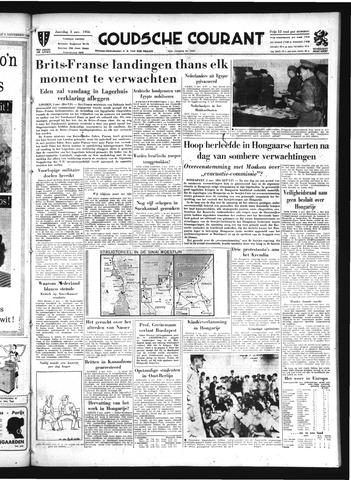 Goudsche Courant 1956-11-03