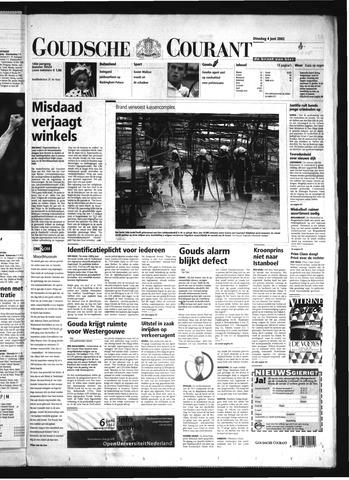 Goudsche Courant 2002-06-04