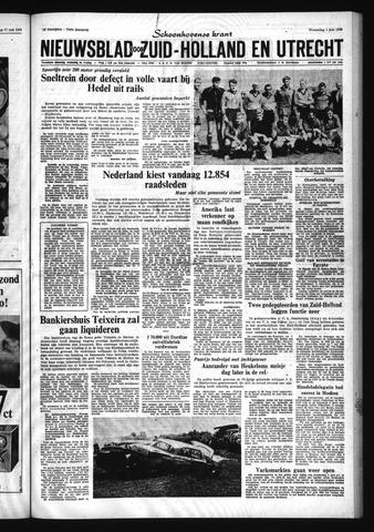 Schoonhovensche Courant 1966-06-01