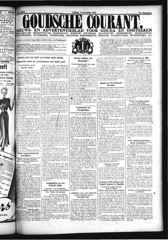 Goudsche Courant 1938-11-04