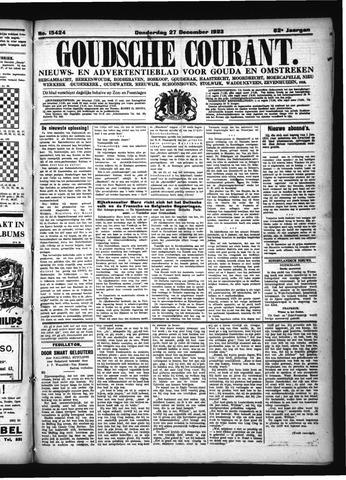 Goudsche Courant 1923-12-27