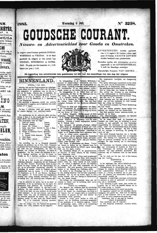 Goudsche Courant 1885-07-08