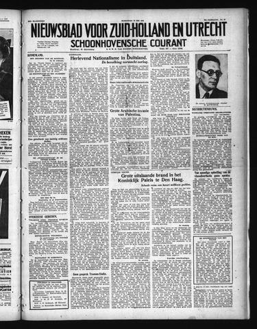 Schoonhovensche Courant 1948-05-19