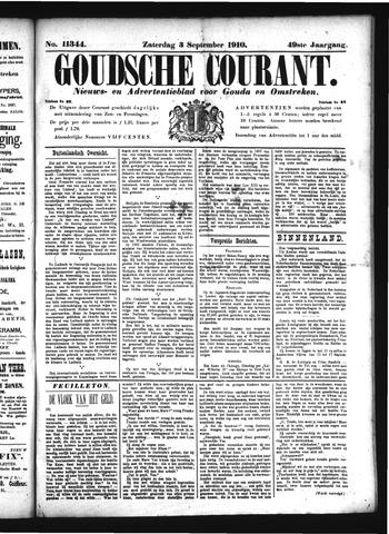 Goudsche Courant 1910-09-03
