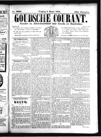 Goudsche Courant 1905-03-03