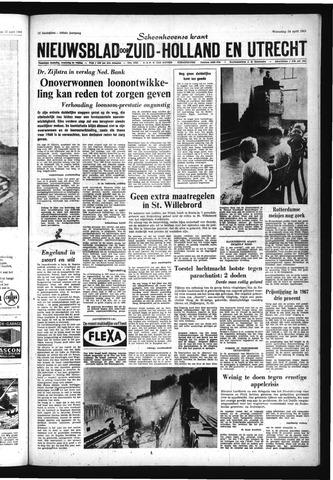 Schoonhovensche Courant 1968-04-24