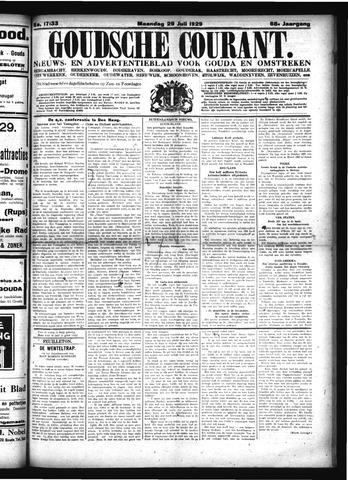Goudsche Courant 1929-07-29