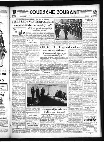 Goudsche Courant 1951-11-07
