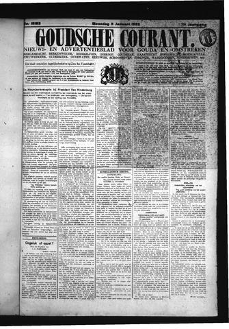 Goudsche Courant 1933
