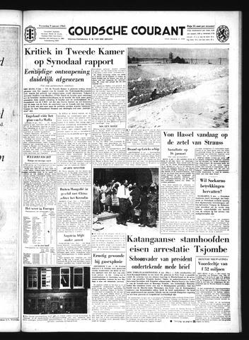 Goudsche Courant 1963-01-09