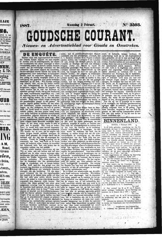 Goudsche Courant 1887-02-02