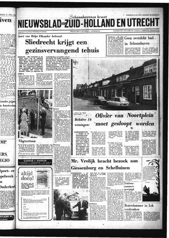 Schoonhovensche Courant 1975-07-23