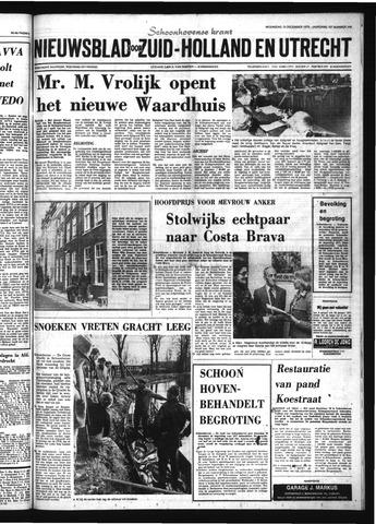 Schoonhovensche Courant 1976-12-15