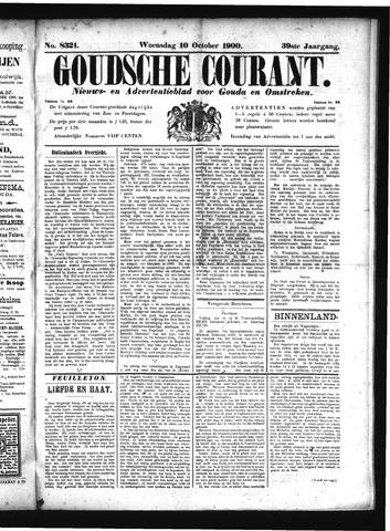 Goudsche Courant 1900-10-10