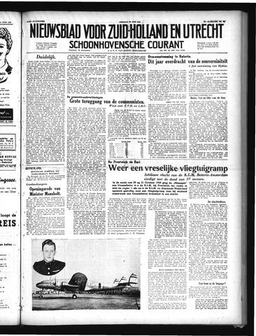 Schoonhovensche Courant 1949-06-24