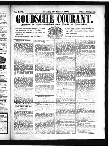 Goudsche Courant 1898-01-10