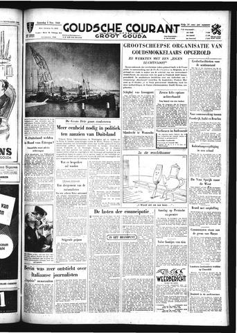 Goudsche Courant 1949-11-05