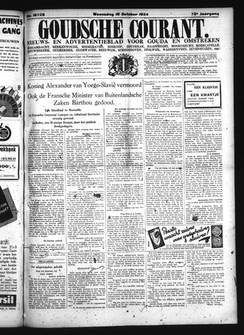 Goudsche Courant 1934-10-10