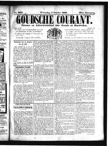Goudsche Courant 1900-10-03