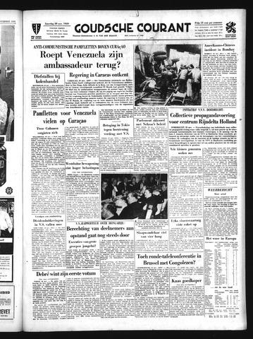 Goudsche Courant 1959-11-28