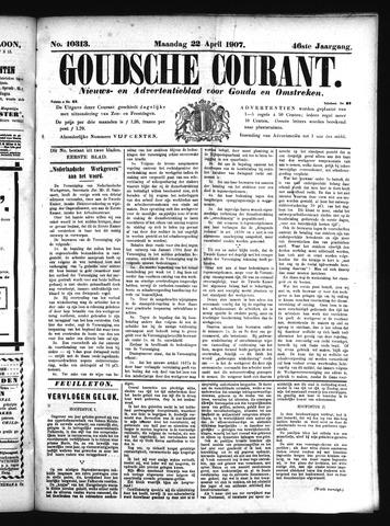 Goudsche Courant 1907-04-22