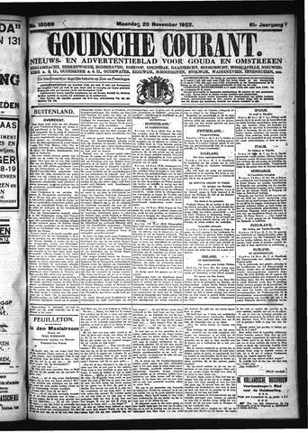 Goudsche Courant 1922-11-20