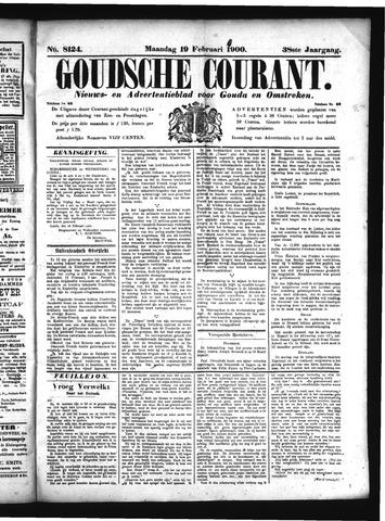 Goudsche Courant 1900-02-19