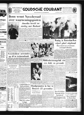 Goudsche Courant 1963-08-19