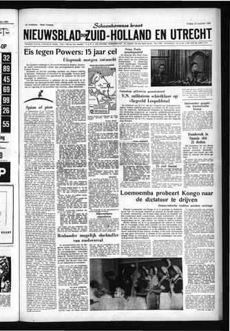 Schoonhovensche Courant 1960-08-19
