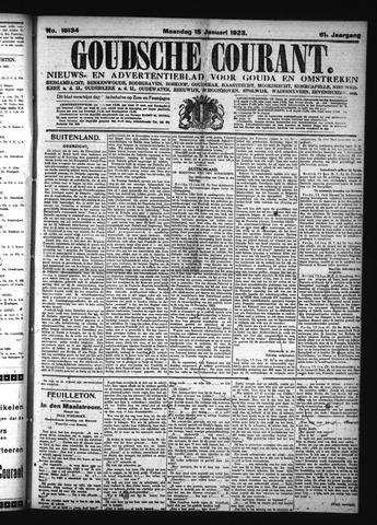 Goudsche Courant 1923-01-15