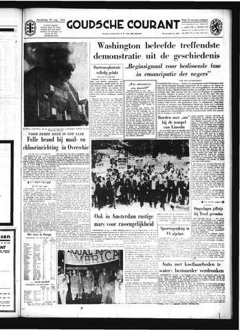 Goudsche Courant 1963-08-29