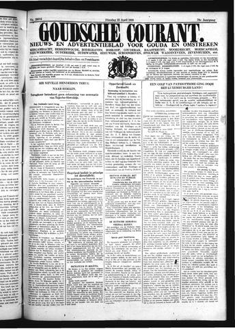 Goudsche Courant 1939-04-25