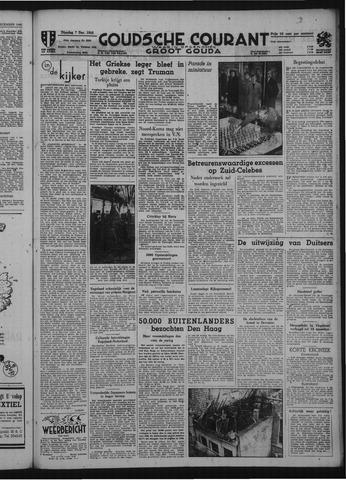 Goudsche Courant 1948-12-07
