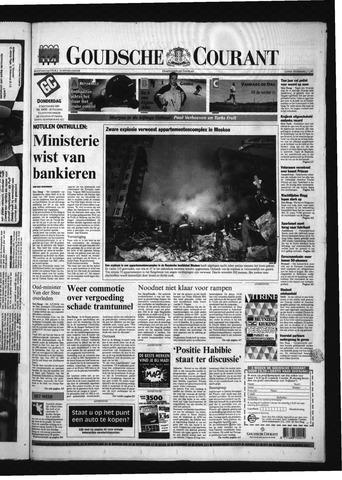 Goudsche Courant 1999-09-09