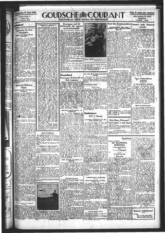 Goudsche Courant 1943-06-17