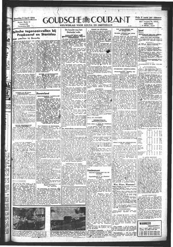 Goudsche Courant 1944-04-03