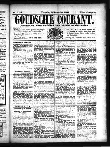 Goudsche Courant 1898-11-05