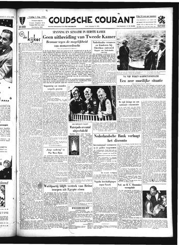 Goudsche Courant 1952-08-01