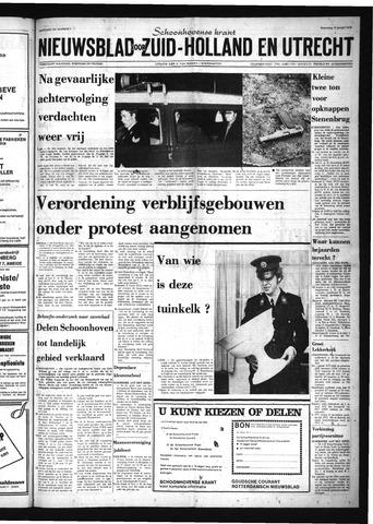 Schoonhovensche Courant 1974-01-16