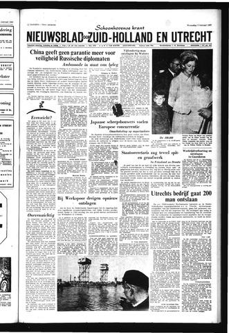 Schoonhovensche Courant 1967-02-08