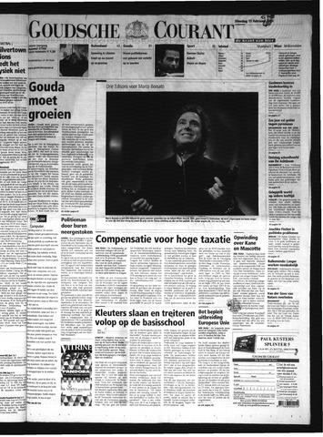 Goudsche Courant 2005-02-15