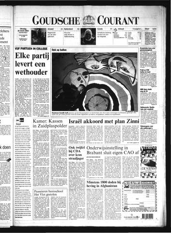 Goudsche Courant 2002-03-26