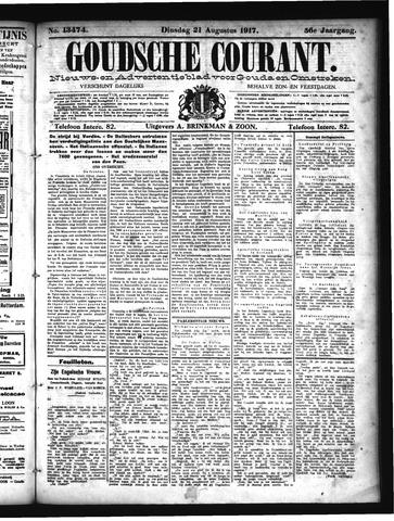 Goudsche Courant 1917-08-21