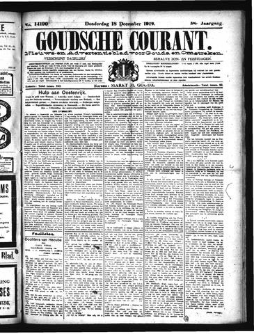Goudsche Courant 1919-12-18