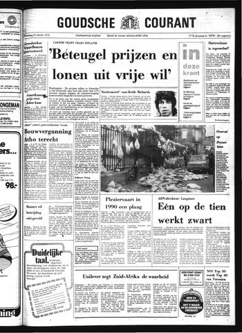 Goudsche Courant 1978-10-25