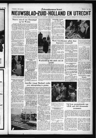 Schoonhovensche Courant 1960-07-04